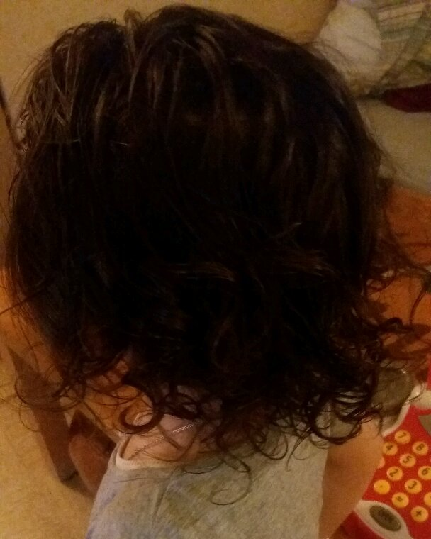 Ma frisouille