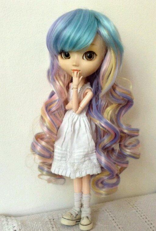 Custo pour mes dolls ♡