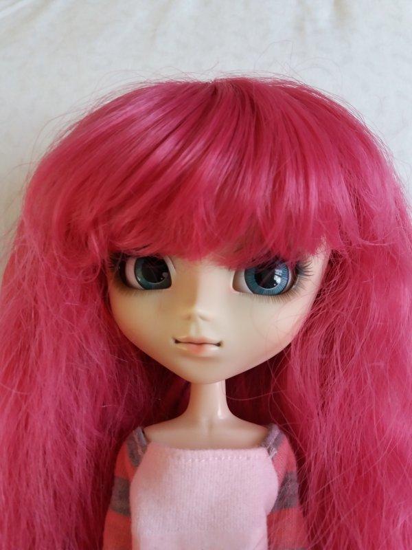 Nouvelle wig pour Saku :D