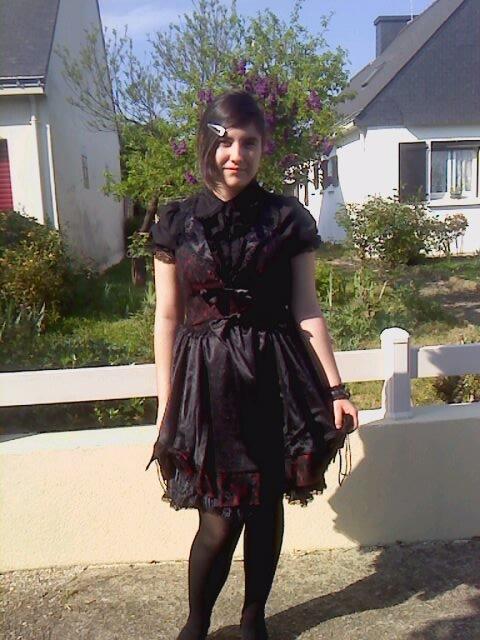 Je suis une poupée de cire
