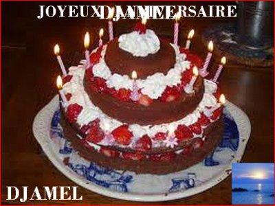 joyeux anniversaire mon frere que du bonheur inchallah