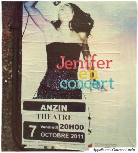 Vendredi 7 Octobre à  Anzin ! J'y était..♥♥♥