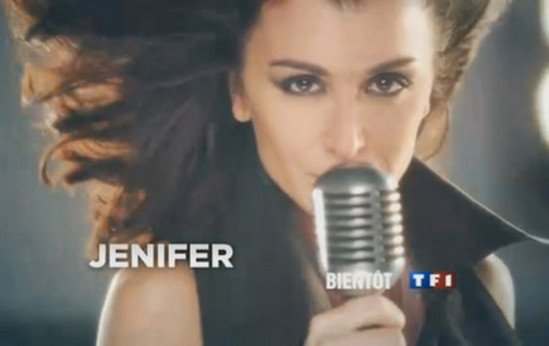 Jenifer jury dans The Voice !! :D <3