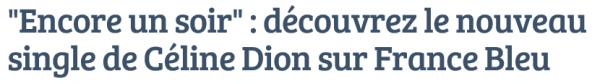 France Bleu - 23 Mai 2016