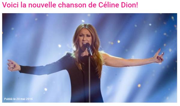 Monde de Stars - 20 Mai 2016