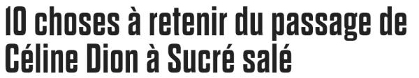 Le Journal de Montréal - 08 Août 2016