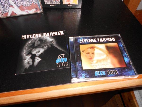 Bleu noir : album + single