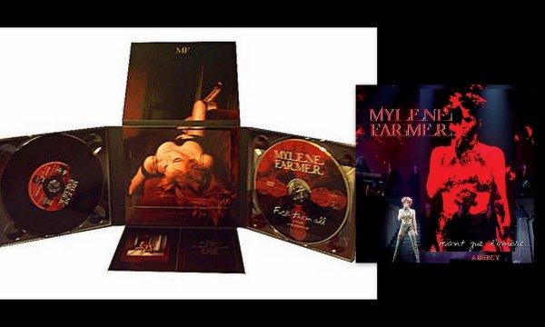 Edition de luxe et DVD avant que l'ombre...
