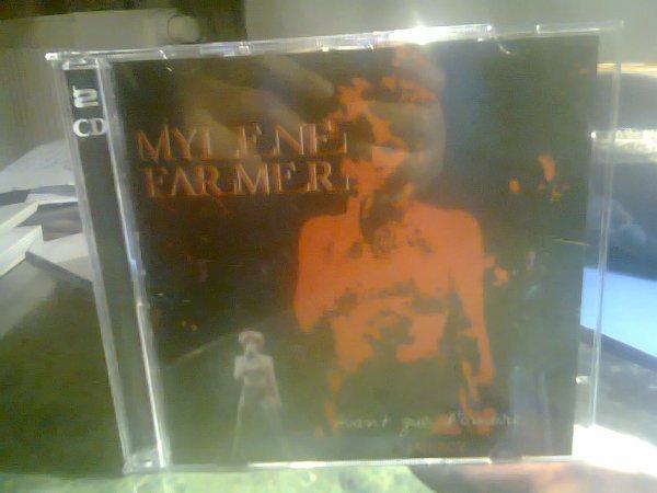 CD Avant que l'ombre...Bercy