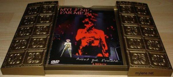 """Double DVD """"avant que l'ombre"""""""
