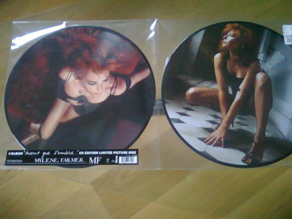 Picture disc AQLO