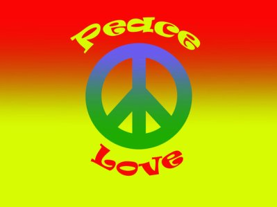 ☮  Peace And Love ☮