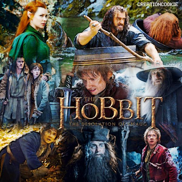The Hobbit la desolation de Smaug sortie en 2014