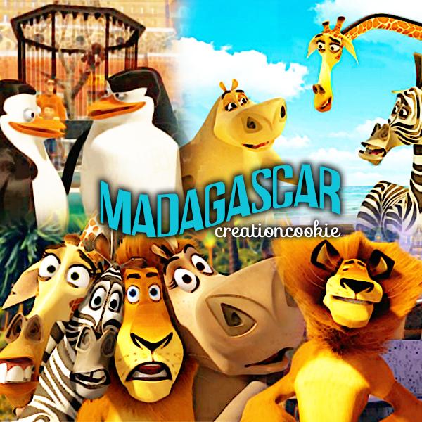 Madagascar sortie en 2005