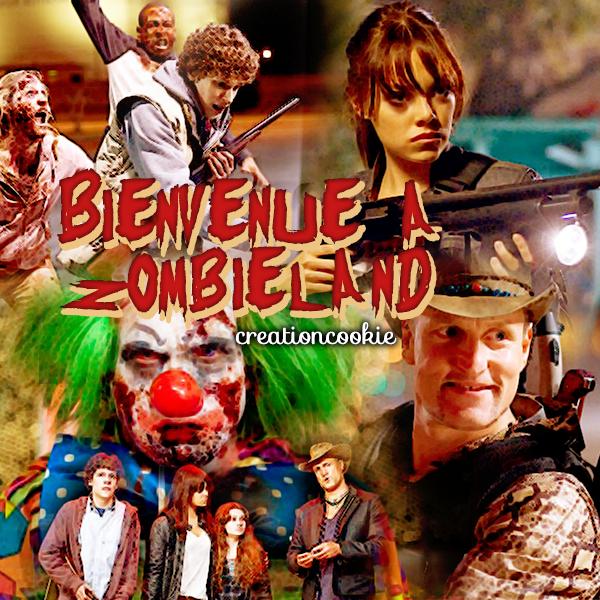 Bienvenue a Zombieland sortie en 2009