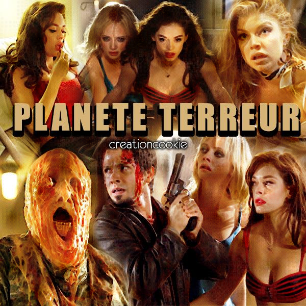 Planete Terreur sortie en 2007