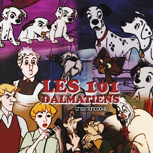►►Les 101 Dalmatiens sortie en 1961