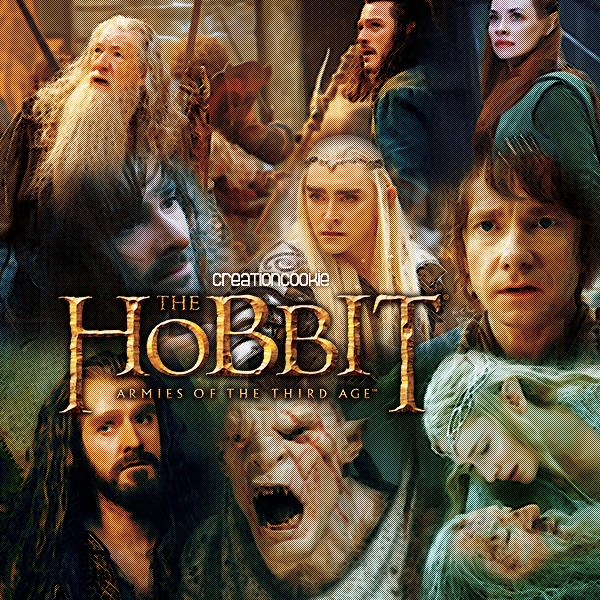 ►►The Hobbit La Bataille des Cinq Armées sortie en 2014