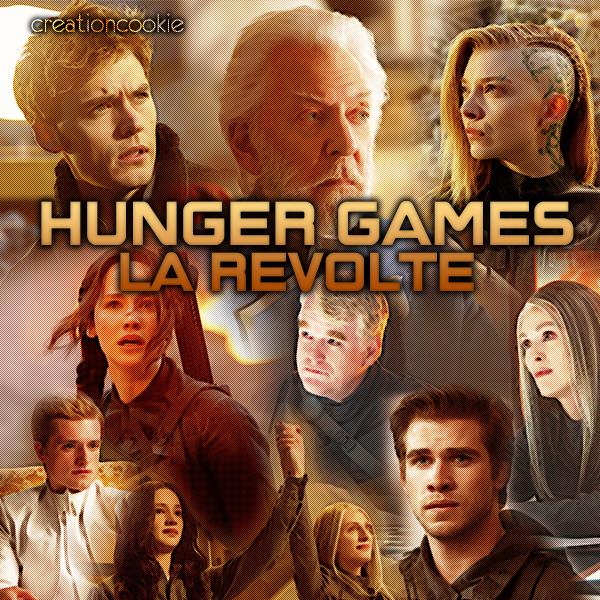 Hunger Games La Revolte partie 1 sortie en 2014