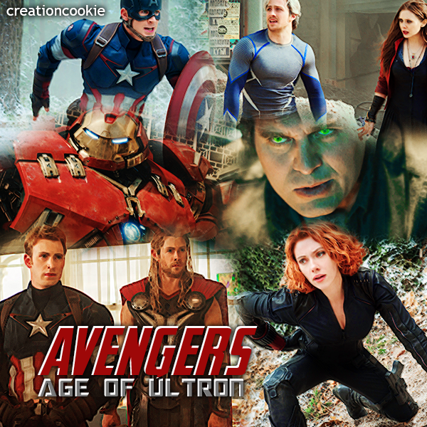 Avengers l'ere d'ultron sortie en 2015