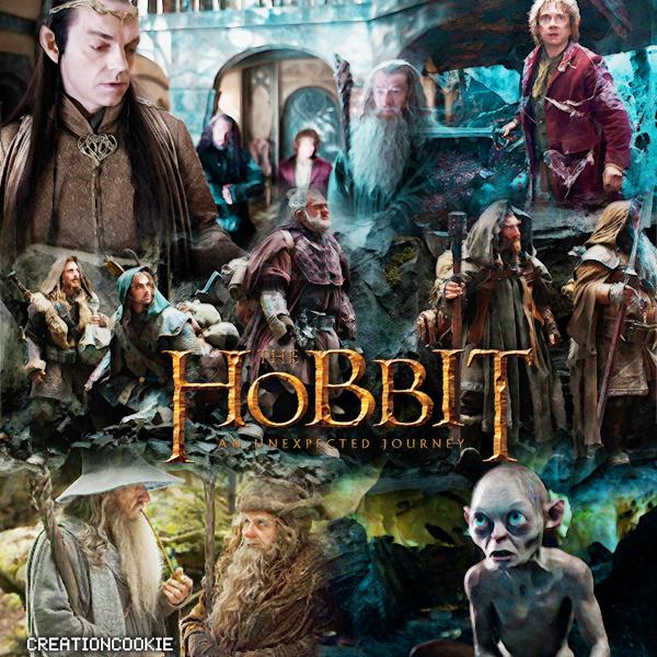 The Hobbit Un Voyage Inattendu sortie en 2012