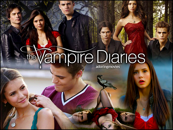 🎬 The Vampire Diaries saison 1