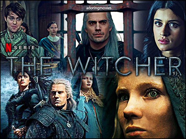 🎬 The Witcher saison 1