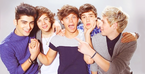 → One Direction ∞.