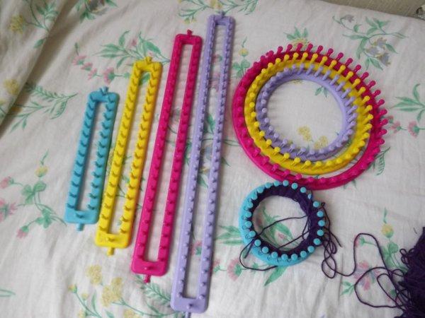 mes tricotins