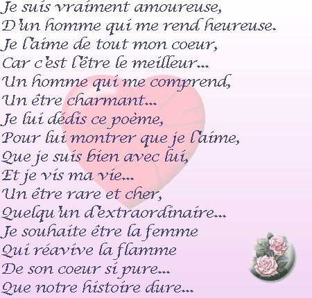 Petit Poeme Pour Toi Mon Amour Completement Folle De Lui