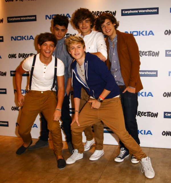 Baromètre Twitter : Les tweetos attendent le prochain clip de One Direction avec ferveur !!!