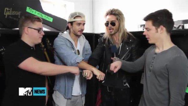 L'album Tokio Hotel