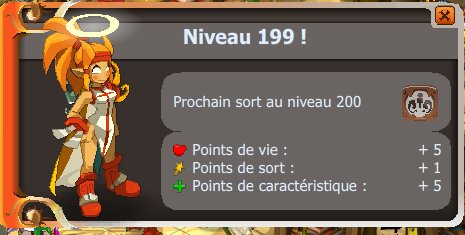 IOP UP LVL 199