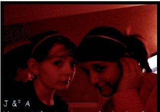 Juliette &&² Agathe ! Notre amitié connais des virgules mais jamais des points finales !