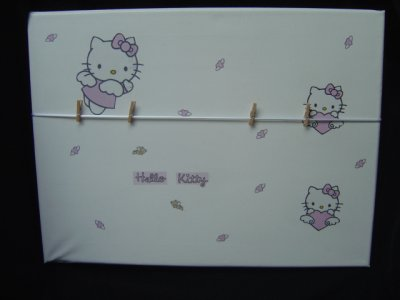 pele mele HELLO KITTY