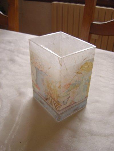 Mon premier vase