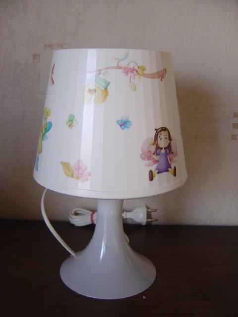 "LAMPE ENFANT ""PETITES FEES"""