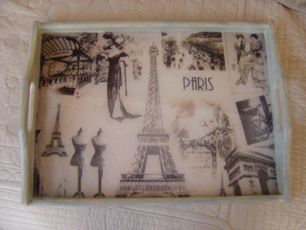 """PLATEAU""""PARIS"""""""