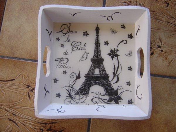 """VIDE POCHE """"SOUS LE CIEL DE PARIS"""""""