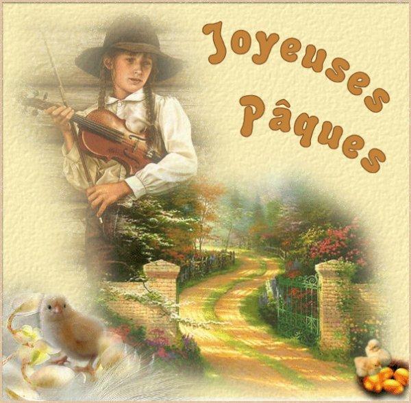 JOYEUSES FETES DE PAQUES