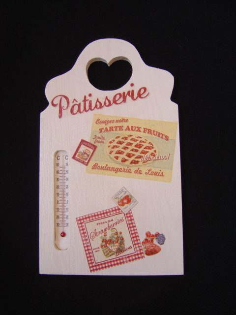 "THERMOMETRE ""PATISSERIE"""