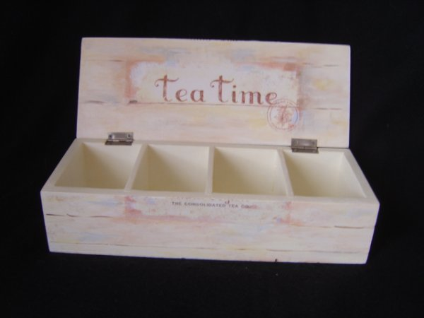 "COFFRET""TEA TIME"""