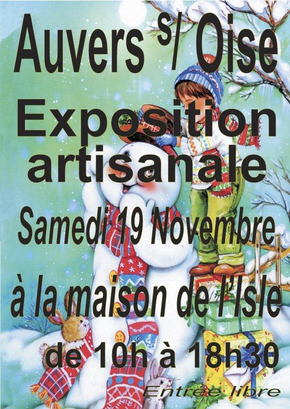 1ere EXPOSITION ARTISANALE