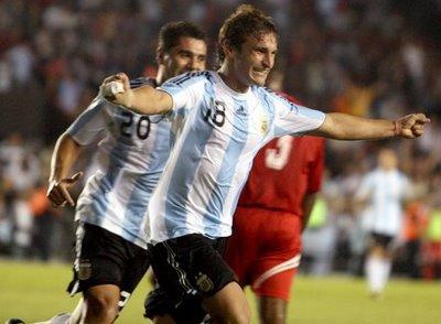 Palmarès avec l'Argentine