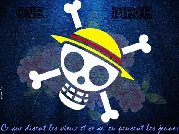 One Piece, Ce que disent les vieux et ce qu'en pensent les jeunes   Chapitre 1