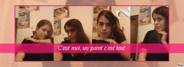 C'est Moi Un Point C'est Tout!!!