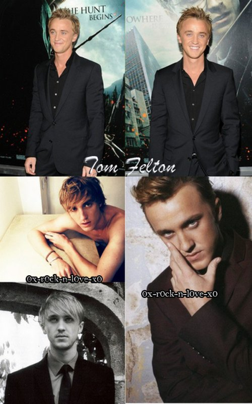 Robert Pattinson ♥ / Tom Felton ♥