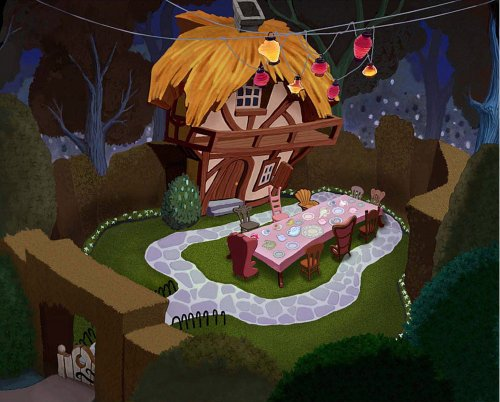 Wonderland / Alice au Pays des merveilles