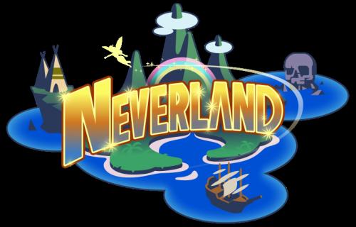 Neverland / Le Pays Imaginaire