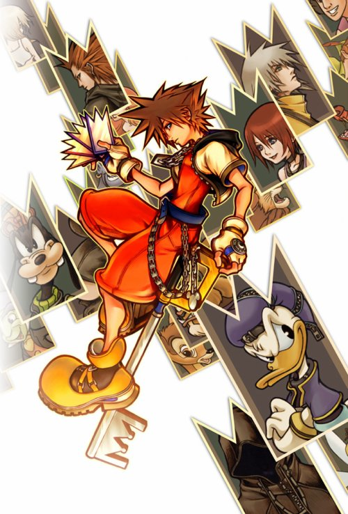 Kingdom Hearts : Chains of Memories